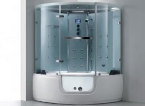 Grande Home WS135 - Dampfdusche mit Whirlpool
